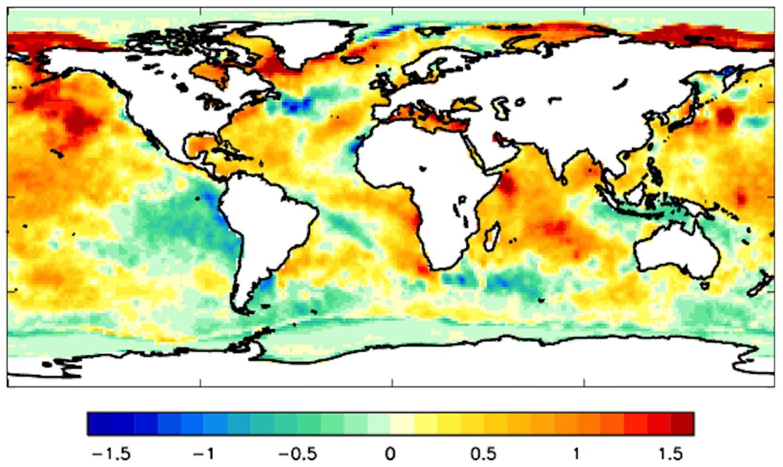 Clima mundial deve atingir temperaturas recorde antes de 2025