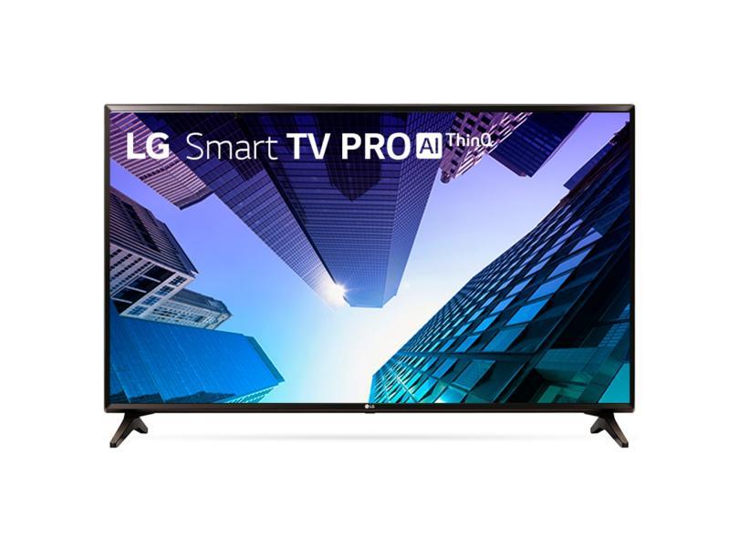 """Imagem: Smart TV LED 43"""" LG ThinQ AI Full HD HDR"""