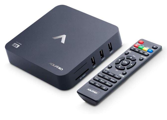 Imagem: Smart TV Box, Aquario