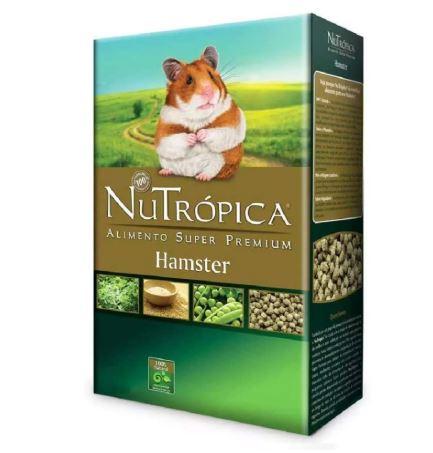 Imagem: Ração Nutrópica Natural para Hamster, 300g