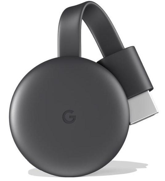 Imagem: Chromecast Google 3, Full HD