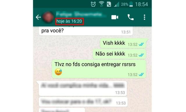 Os status de uso do WhatsApp sumiram no Brasil