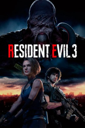 Image: Resident Evil 3 game, PC