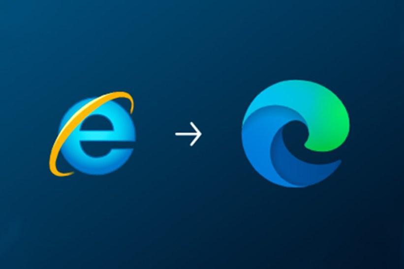 O Internet Explorer será aposentado em 2021.