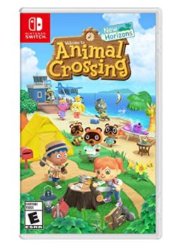 Image: Animal Crossing Game: New Horizons, Nintendo Switch