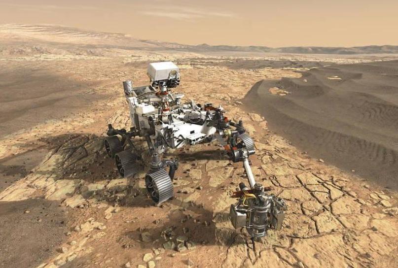 Perseverança consegue extrair oxigênio de Marte pela 1ª vez