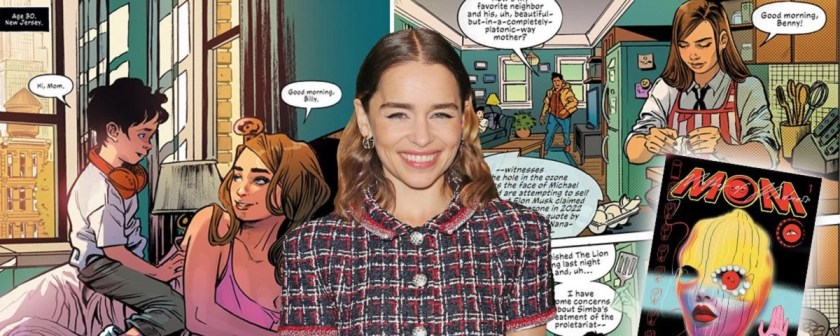 Image from: Secret Invasion: Emilia Clarke comments on participation in the Marvel series