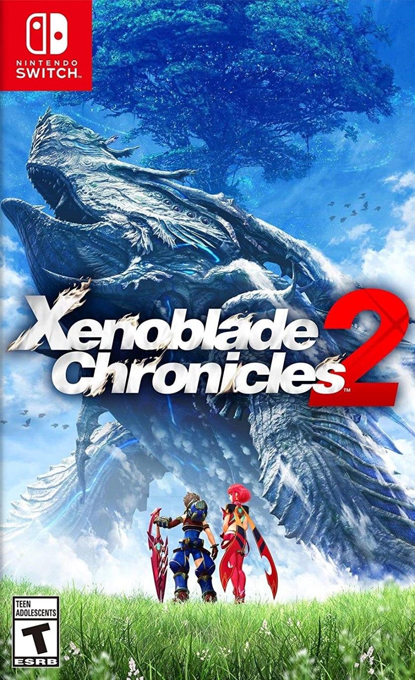 Image: Game Xenoblade Chronicles 2