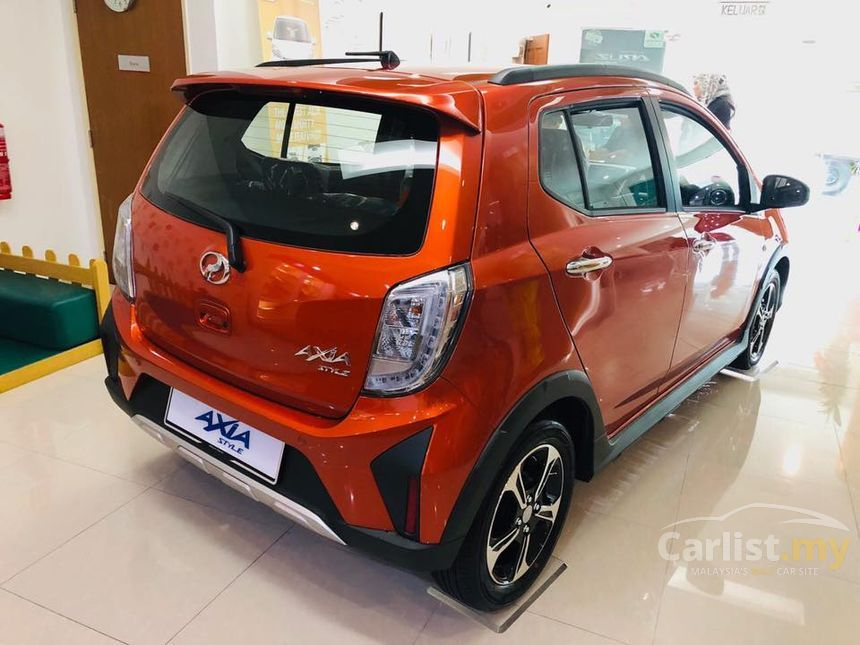 Below price are on the road. Perodua Axia 2020 Advance 1.0 in Selangor Automatic Hatchback Silver for RM 32,200 - 6881188 ...