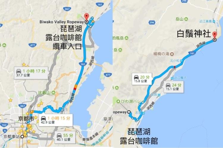 滋賀景點|白鬚神社|聳立琵琶湖中央,仙氣逼人水上鳥居~遠道而來也心甘情願的京都祕境