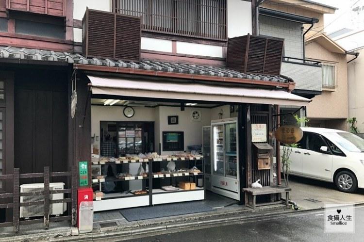 京都美食 網友票選前10名最愛,街角的厲害麵包店!連當地電視台也採訪報導   まるき製パン所