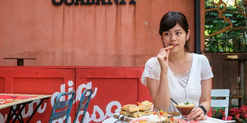 台北咖啡|古巴娜咖啡,民生社區巷弄內偷藏古巴色濾鏡 神還原正宗古巴三明治
