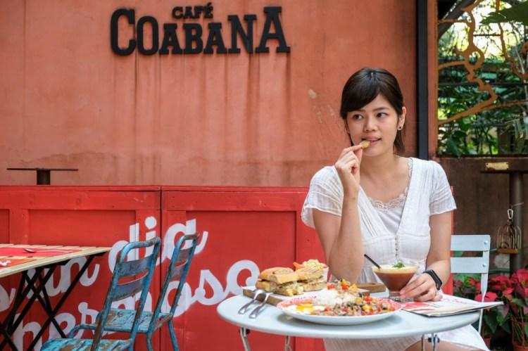 台北咖啡 古巴娜咖啡,民生社區巷弄內偷藏古巴色濾鏡 神還原正宗古巴三明治