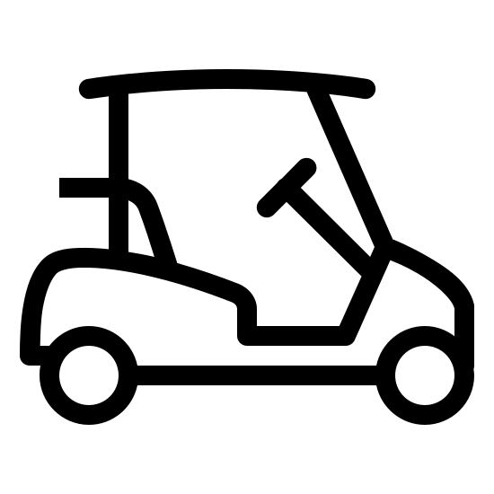 Golf Cart Icon
