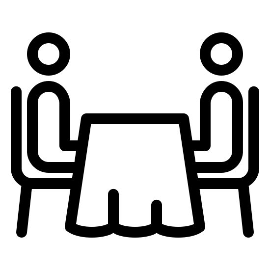 Restaurant Table Icon