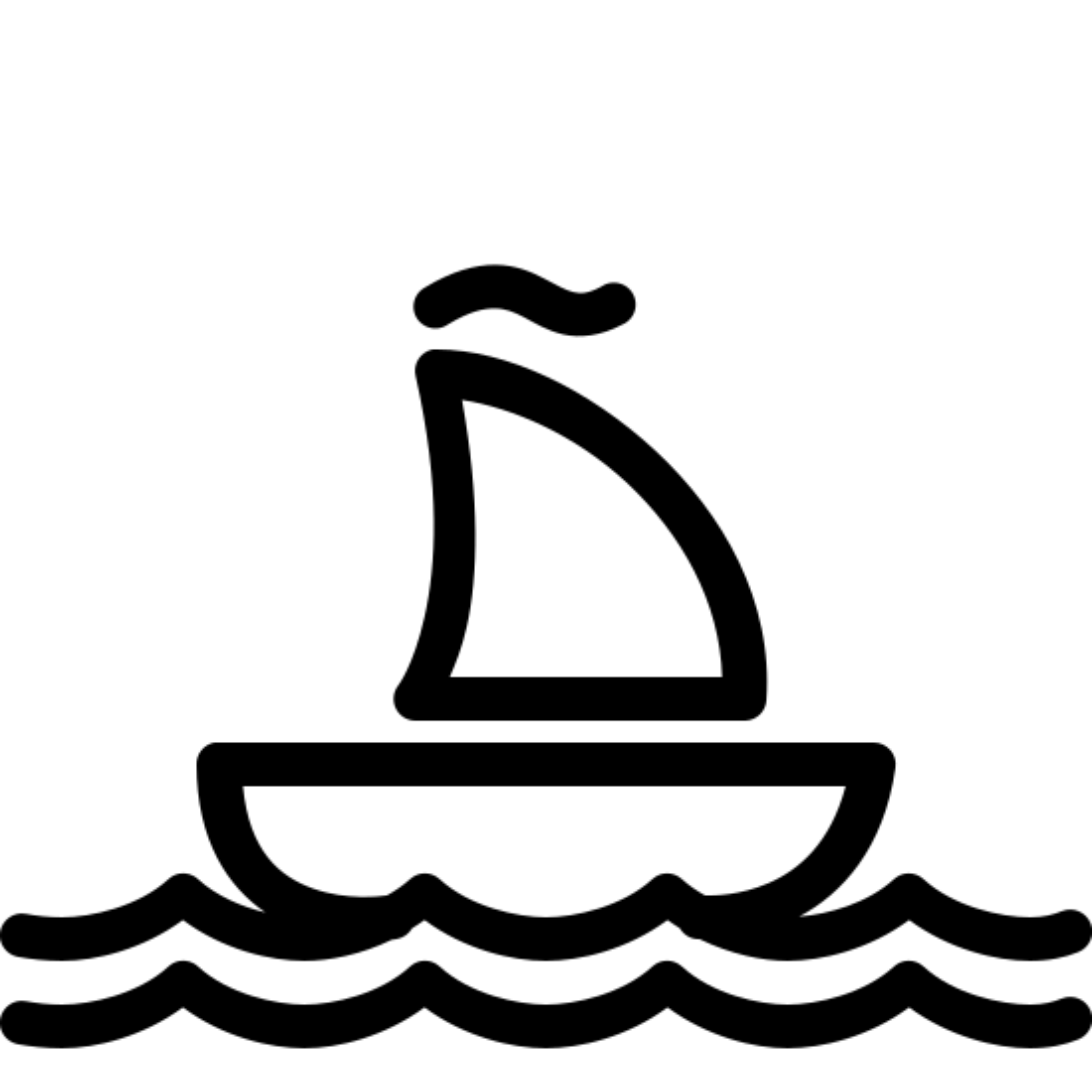 Icone Sailing Ship