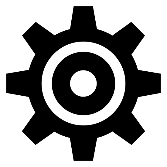 Settings Icon - free download, PNG and vector