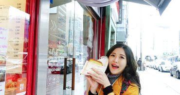 【韓國首爾】明洞早餐 Isaac 三明治吐司 必吃美食