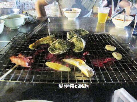 『屏東小琉球_極香BBQ』小琉球燒烤百百款~吃得飽飽的吧!