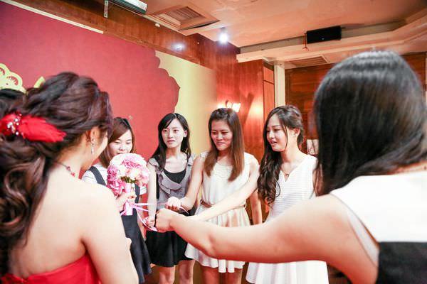 ♥我要結婚了♥ 2015 10.10 國慶新娘-愛伊特婚禮過程大公開 (下)