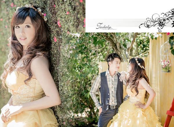 ♥我要結婚了♥彰化員林_蘋果婚紗  ♥婚紗照&小物篇♥