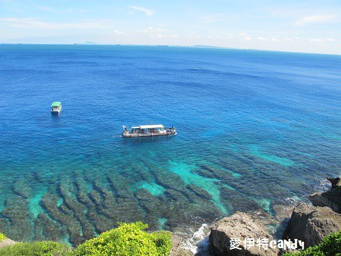 小琉球之旅│兩天一夜美麗島嶼的相見歡~~♥part I♥