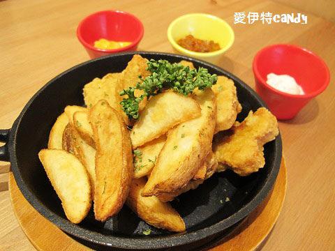 (已停業)『台中東海_Mambo Burger慢堡(東海店)』緩慢的步調,讓你愜意度過美好的午餐時光~