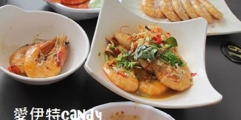 『台中西區_瘋蝦吃到飽』滿滿的蝦子,讓你吃完看到蝦子都會怕!