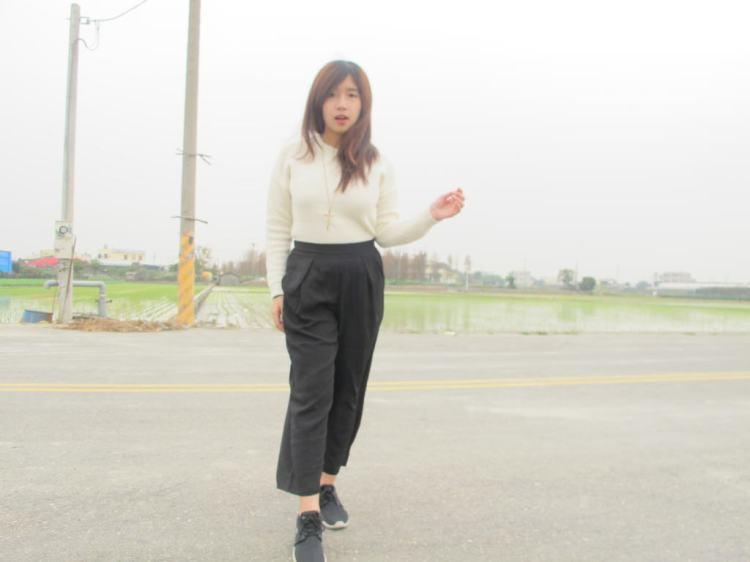 『穿搭_OB嚴選』誰說孕婦只能穿孕婦裝,吊帶褲、鬆緊寬褲也能FASHION!