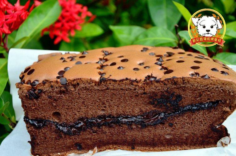 鹿港甜點_凱記鹿港現烤蛋糕│蓬鬆綿密的蛋糕,多種口味熱呼呼吃好幸福~