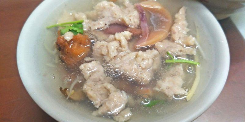 鹿港小吃_鹿港肉焿泉│第一市場老店美食,從小到大的美味~