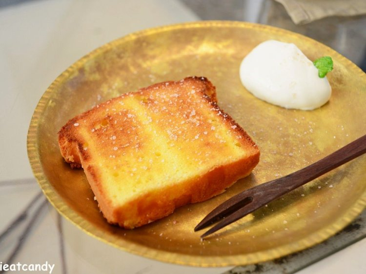 彰化甜點_端倪生活│彰化火車站附近、隱藏在老宅內,扎實濃郁的好吃磅蛋糕!
