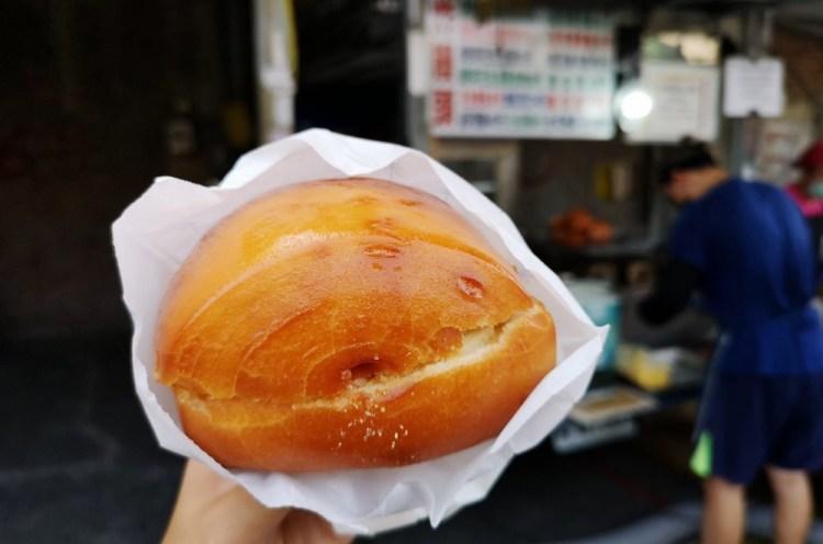 秀水美食_許媽媽炸饅頭│秀水經典小吃,台式饅頭堡,半小時內滷肉銷售一空!