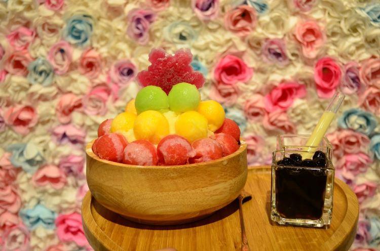 斗六美食_雪嵐冰菓室│斗六火車站附近美食,夏季消暑冰品,網美拍照打卡餐廳~