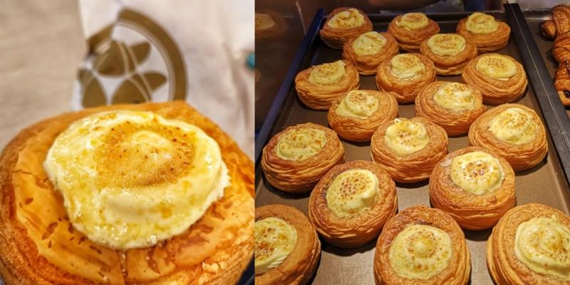 微風台北車站美食_八月堂 今天中午新品強勢推出!焦糖烤布蕾罪惡上市!