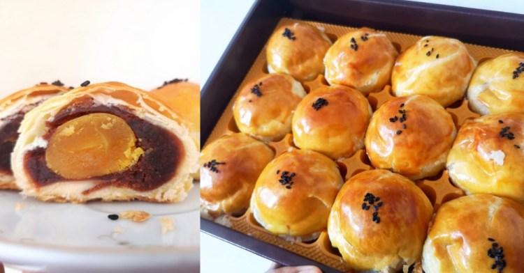 阿煜師肉包 │ 鹿港天后宮小吃,鹿港肉包,香菇肉包、鹹蛋糕。