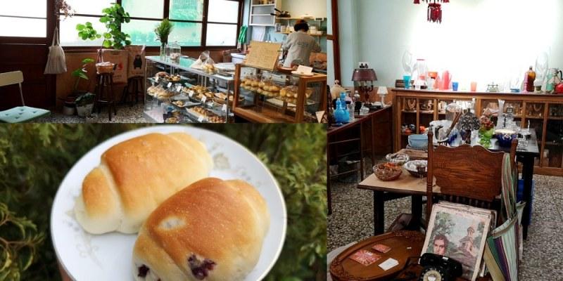彰化美食_明明bakery│彰化巷弄內的甜點店,簡單的鹽之花奶油捲是必買推薦!