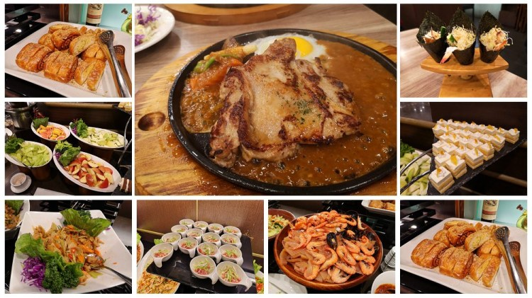 雅典那之宴│員林排餐吃到飽,員林聚餐。最齊全菜色收錄其中,甜點好多好豐富~