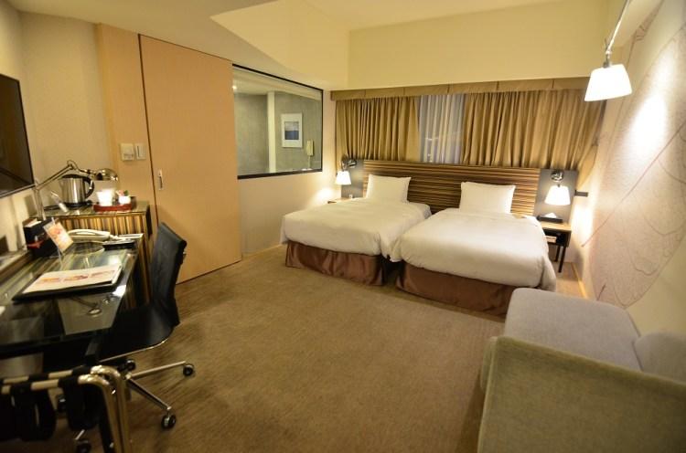 凱撒大飯店 | 台北火車站住宿、老飯店服務周到!