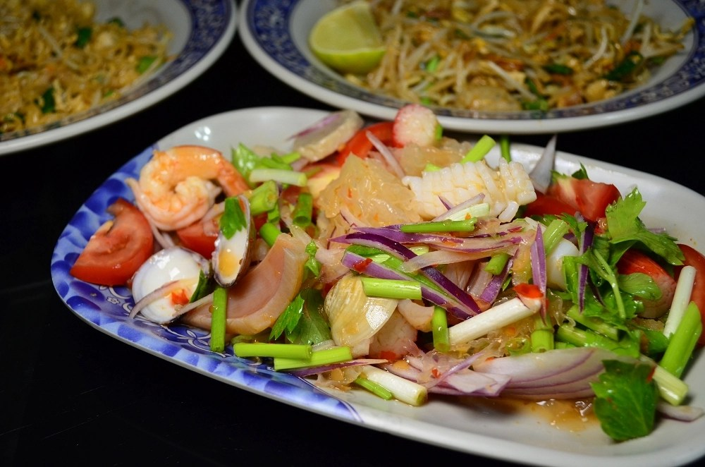 坤敬泰式料理│鹿港泰式料理、彰化泰式料理,在地人都不一定知道的店!