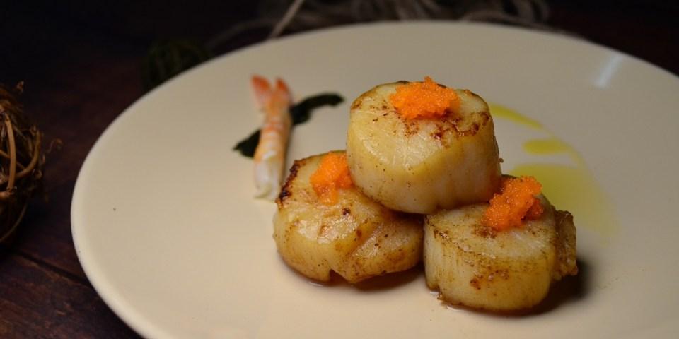 KKday │老饕偽出國,北海道生食級干貝,在家也能享受高檔餐廳料理。