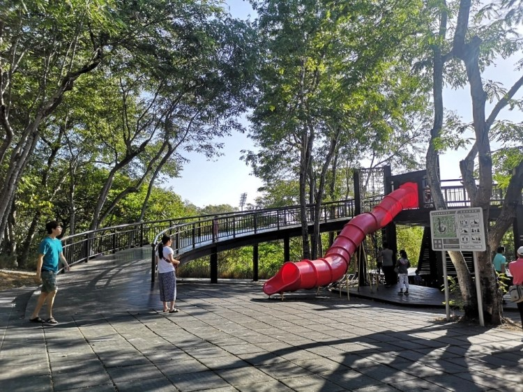 華陽公園│彰化市公園,彰化親子公園,彰化公園。