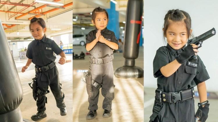小兵日記兒童軍事體驗營 │ 讓小朋友化身超酷憲兵特勤隊的一員吧!