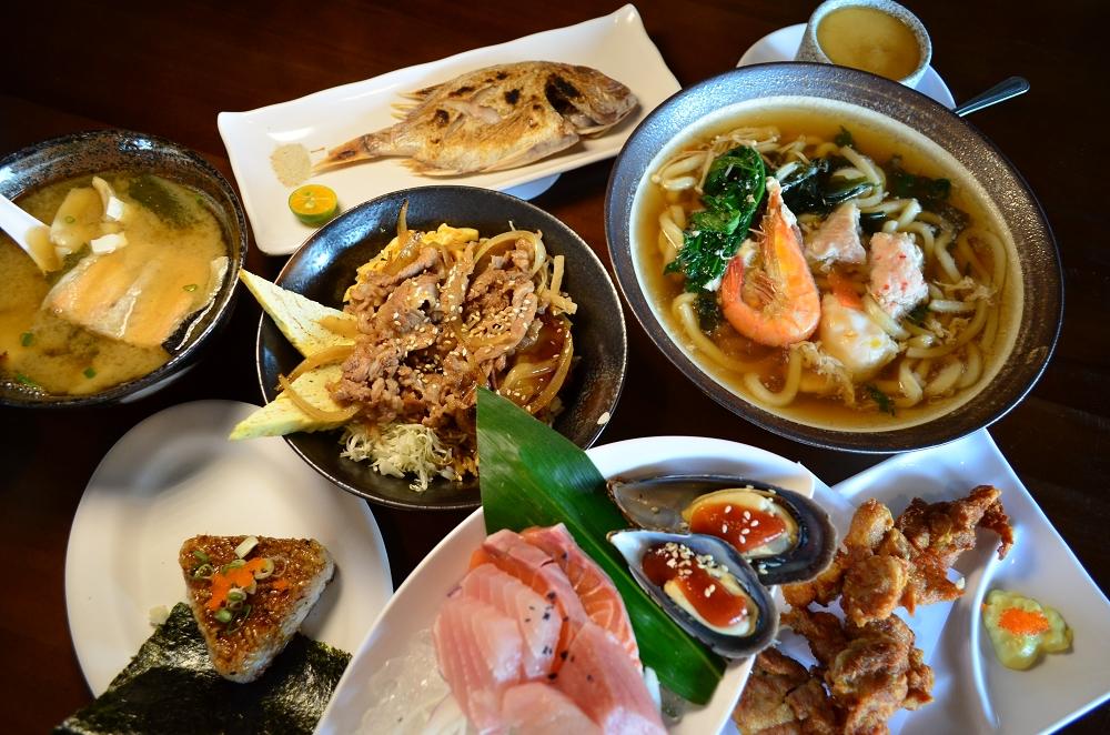 泉香平價日式料理|太平日本料理,台中日本料理,太平聚餐餐廳。