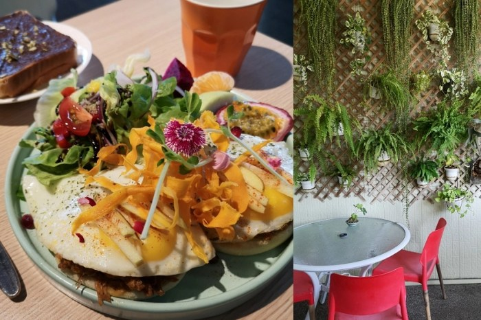 遇,假日 MELB & CO. 彰化市美食、彰化市早午餐,彰化美食。