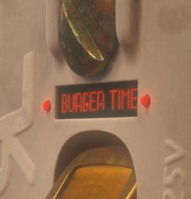 Wreck-It Ralph Burger Time