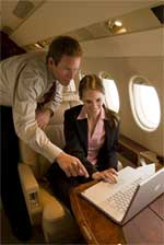 Aircell Offers Monthly Inflight Internet Subscription