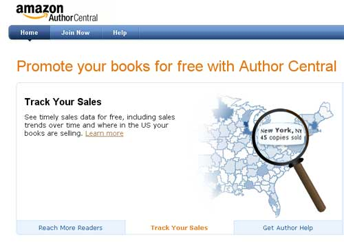 Amazon Offers Nielsen BookScan To Authors