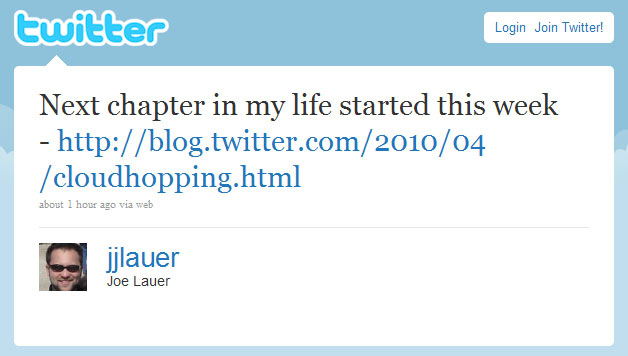 Twitter Acquires SMS Specialist Cloudhopper
