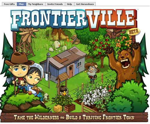 Zynga Launches Western-Themed Game On Facebook